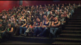 218 - Bikers In Cinema Stunt